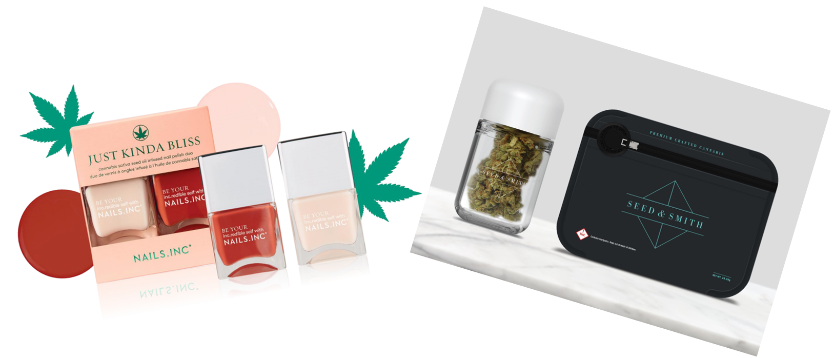 How to Market to Men & Women in the CBD and THC Space, CBD and THC Packaging